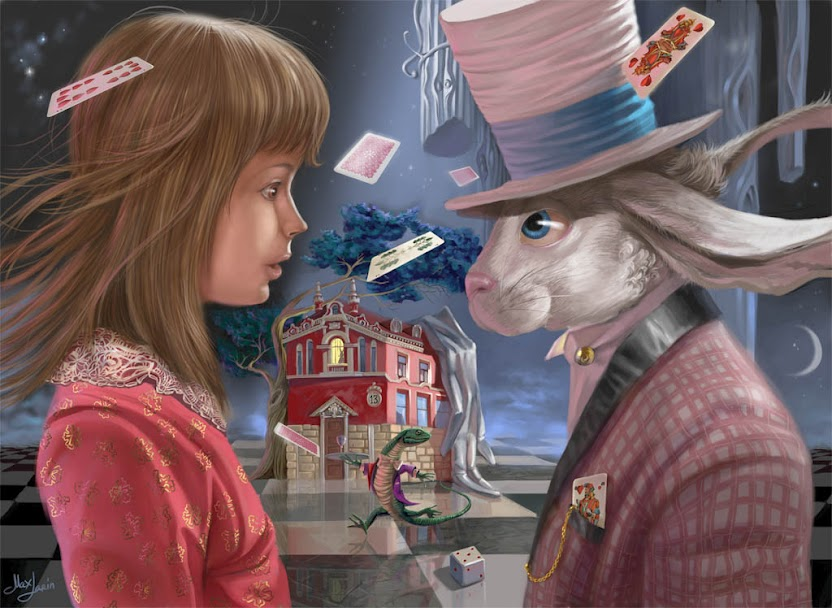 all the best quotes from Alice in Wonderland
