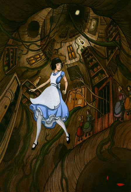 the best quotes from Alice in Wonderland