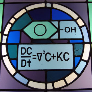 stained glass formula